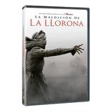 Dvd La Maldición De La Llorona