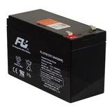 Bateria 12v 7.5 Ah 7,5ah O 7 Ah N - Unidad a $44999