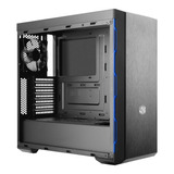 Chasis Cooler Master Masterbox Mb600l + 600w A010265