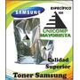 ** Nuevo ** Toner Polvo Samsung 101 2160 / 3405 Especifico L