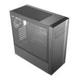 Chasis Cm Master Box Nr600, Tempered Glass