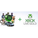 Xbox Game Pass Ultimate Un Mes. Juega Con Tu Perfil
