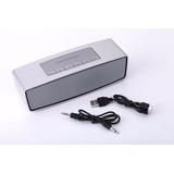 Altavoz Bluetooth Tipo Bose S815 (6w, Radio, Usb, Micro Sd,