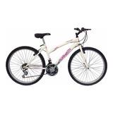 Bicicleta Todoterreno Rin 26 Aluminio 18 Cambios Moto Mujer