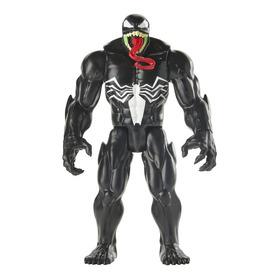 Figura De Accion Spiderman Venom Titan Deluxe