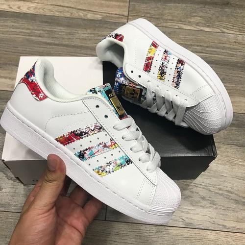 3745e3114cf Zapatilla adidas Superstar Para Mujer