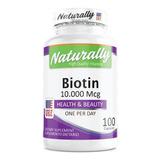 Biotina: 10.000 Mcg - Americana - 1 - Unidad a $480