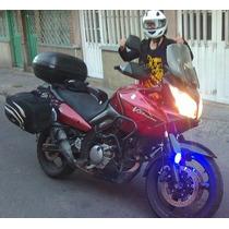 Moto Suzuki V Strom 650 Di