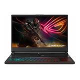 Asus Rog Zephyrus S Ultra Slim Gaming Pc Laptop, 15.6in 144h