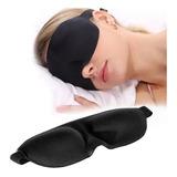 Antifaz Mascara 3d Para Dormir Insomnio Migraña X 2 Unidades