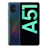 Celular Samsung A51 /128gb/ 4ram / 48mp + Vidrio Y Forro