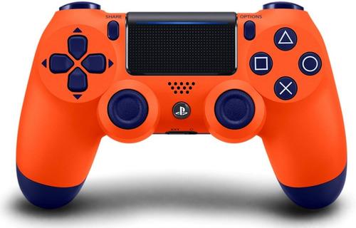 Control Ps4 Dualshock 4 Naranja Sunset Orange Nuevo Sellado
