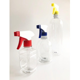 Botella De Plástico Con Atomizador Spra - mL a $19