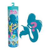 Barbie Color Reveal Mermaid Serie 4(sirena) Mattel Original