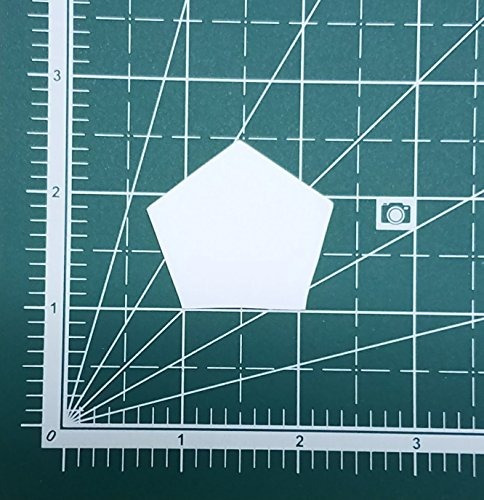 juego pent gono de pieza en papel de pentagon en ingl s de
