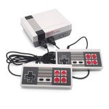 Mini Consola Retro Tipo Nes Family Juegos Clásicos 2 Control