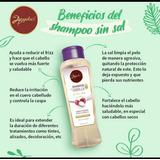 Shampoo Anyeluz - mL a $74