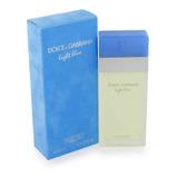 Perfume Dolce Gabbana Light Blue Mujer Original 100/ml