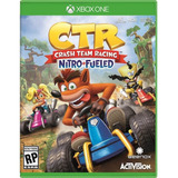 Crash Team Racing Nitro-fueled Oxide Edition Xbox One Offlin