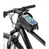 Bolso Bicicleta Celular Marco Gps Rockbros 25%off +obsequio