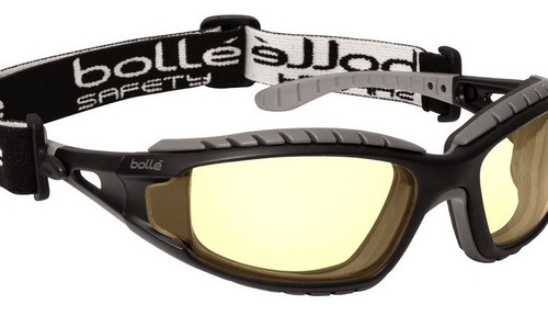 8d68b8ec6d Gafas De Seguridad Bolle Tracker Lente Amarillo