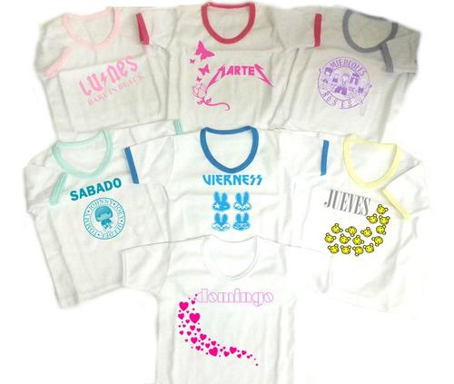 1e56003a4 Semanario Bebe Niña Bandas De Rock 7 Camisetas Baby Monster. $ 59999. 2  vendidos. Ver más Ver en MercadoLibre