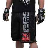 Pantaloneta Mma Ufc Deportiva Boxeo Kick Boxing Artes Mixtas