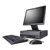 Computador Intel O Amd Dual Core +80gb+2gb Ram+lcd 17 Promo