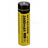 Bateria Nitecore 18650 2600 Mah Original Vapeo Vapeador