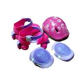 Patines 4 Ruedas Par Niños Ajustables Con Kit De Proteccion
