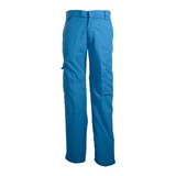 Pantalón De Secado Rápido Senderismo Convertible En Bermuda
