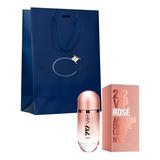 Perfume Locion 212 Vip Rose 80ml Impor - mL a $1000