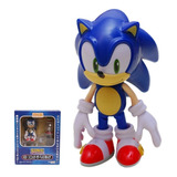 Figura Sonic Nendoroid Articuladocon Accesorios Envio Gratis