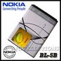 Bateria Original Nokia Bl-5b Celulares 5500 6120 6070 7510