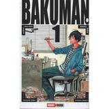 Manga Bakuman  Tomo 1 Nuevo Editorial Panini Manga - Jxr