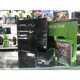 Xbox One Usada  500gb + Control Original + Juego Sencillo