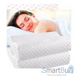 Almohada Memory Pillow Ortopédica Cervical  Indeformable