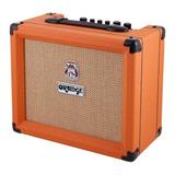 Amplificador Orange Crush 20rt Reverb Guitarra Eléctrica /