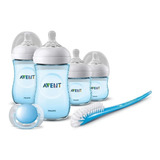 Set Kit Recién Nacido Natural Avent Rosado