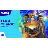 Los Sims 4 Todas Expansiones+reino De La Magia+pack De Casas