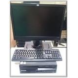 Computador Mesa Escritorio Completo Con Wifi