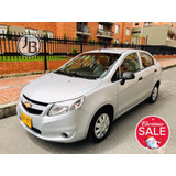 Chevrolet Sail Ls 1.4 Mt Aa Abs Full Impecable