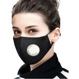 Tapabocas Tela Antifluido Exterior 3 Capas De Protección