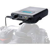 Micrófono Takstar Sgc100 Video Camara Solapa Inalambrico