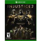 Injustice 2 Legendary Edition Xbox One Offline