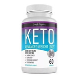 Ke*to Advanced 60 Capsulas 1000 Mg. - Unidad a $832