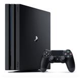 Ps4 Pro 1tb + 1 Control Original Playstation 4 Consola 4k