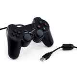 Control De Juegos Gamepad Pc Analogo Para Pc Usb Vibracion