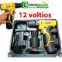 Taladro Inalambrico  Dewalt 12 Voltios +flete Gratis+bateria