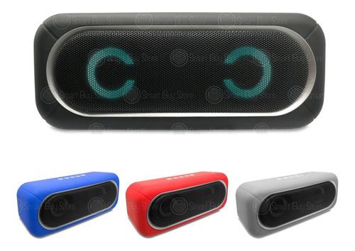 Barra Sonido Parlante Bluetooth Altavoz Radio Usb Recargable